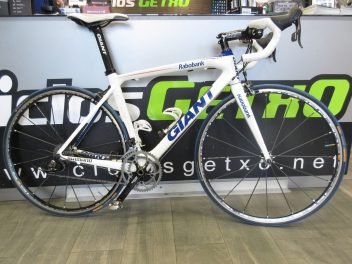 Segunda Mano Giant TCR Advanced 1100 Euros talla M