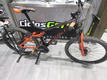 Segunda Mano Ghost Doble suspension 27,5 talla M650 Euros