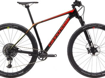 Nueva Cannondale F-SI con Lefty 8