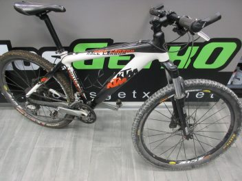 Segunda Mano KTM carbon talla S 400 Euros