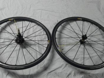 Segunda Mano ruedas Ksyrium Pro SL 400 Euros