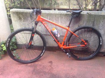 Segunda Mano Cannondale Trail 3 29 talla M 600 Euros