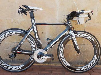 BH Tri talla S-M ruedas Zipp 808 1.650 Euros