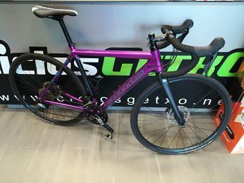 Ciclocross Cannondale Caad X Ultegra talla 54 1300 Euros