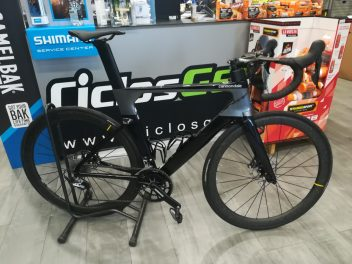 Cannondale SystemSix talla 56 Ultegra 2700 Euros