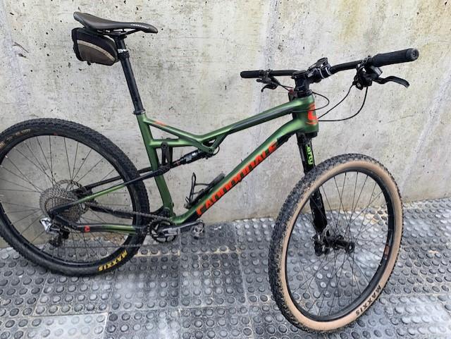 Cannondale Bad Habbit Carbon talla L ruedas 29 pulgadas