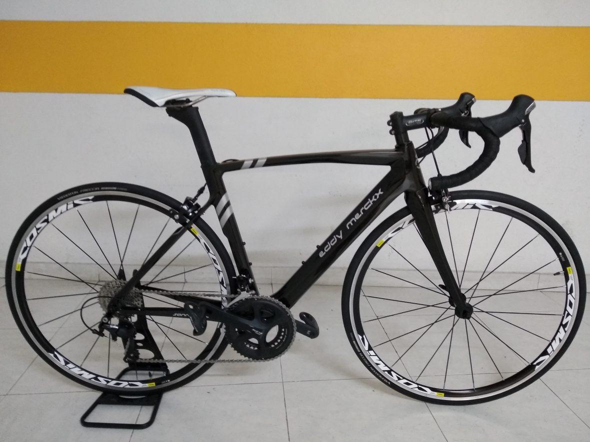 Bicicleta carretera Eddy Merckx talla S 1.000 Euros
